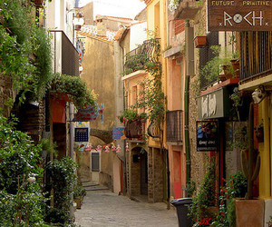 france and street image
