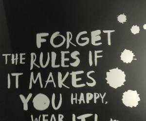 clothes, forget, and happy image