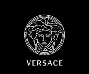 Versace and Logo image