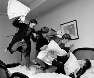 the beatles, beatles, and john lennon image