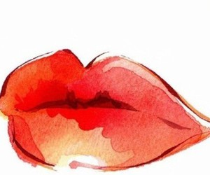 beauty, red, and beauty mark image