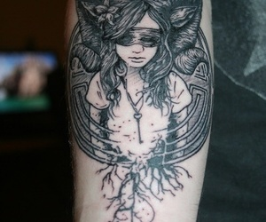 tattoo and ink image