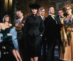 clue, Tim Curry, and movie image