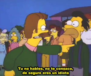 HAHAHA, phrases, and ned flanders image