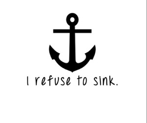 anchor, quotes, and sink image