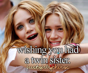 olsen, sisters, and love image
