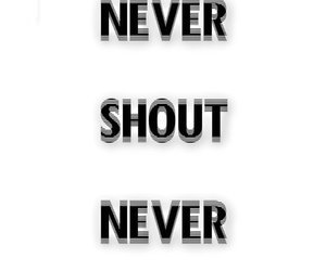 christofer drew, nsn, and neevr shout never image