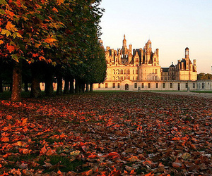 france, castle, and Chambord image