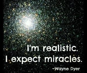 miracles and wayne dyer image