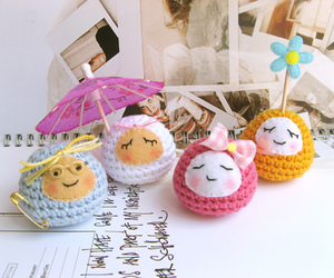 cute and crochet image