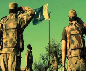 army and pakistan army image