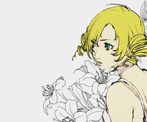 anime, blond girl, and catherine image