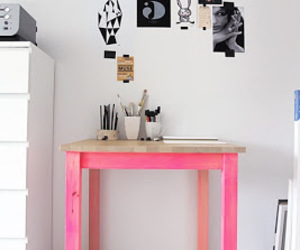 art, decoration, and pink image
