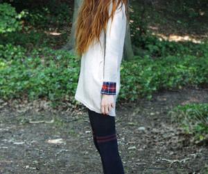 moda and redhead image