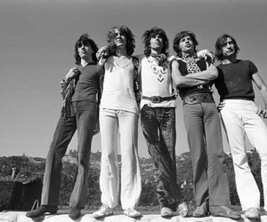rolling stones, vintage, and cute image