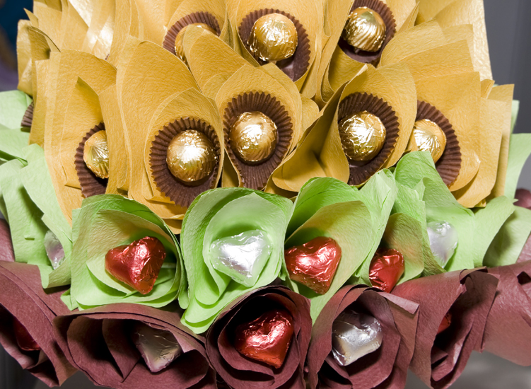 Chocolate Bouquet Discovered By Mydear Valentine