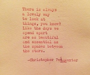 love, poetry, and christopher poindexter image
