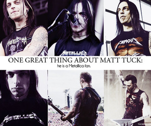 :3, bullet for my valentine, and metallica image