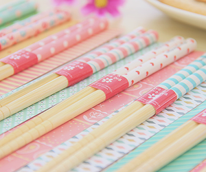 chopsticks and japan image