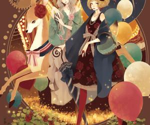 anime and mokaffe image