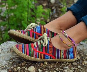 shoes, style, and colors image