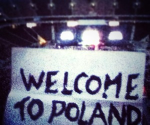 concert, depeche mode, and Poland image