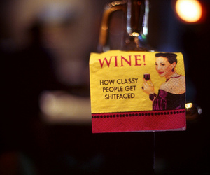 classy and wine image