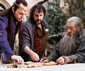 the hobbit and peter jackson image