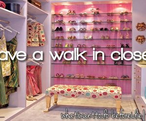 closet, before i die, and clothes image
