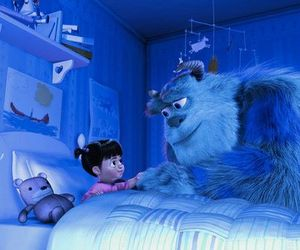 boo, monster inc, and love image