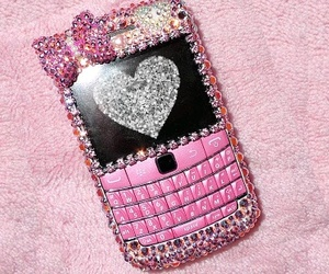 phone and pink image