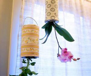 diy, planter, and flower image