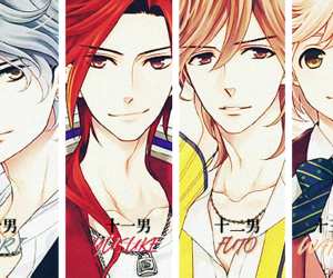 anime, brothers conflict, and kawaii image