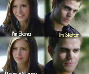 elena, tvd, and films image
