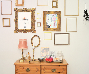 Collage, frames, and sweet home image