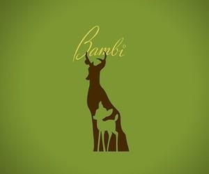 bambi, cartoon, and disney image