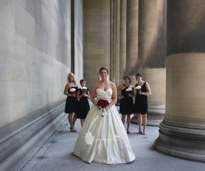 bride, timeless, and campus image