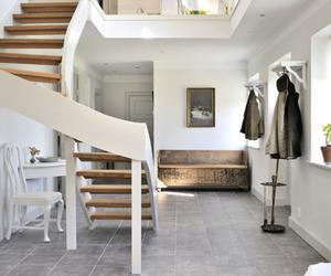 white, house, and design image
