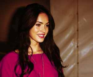 megan fox, pink, and pretty image