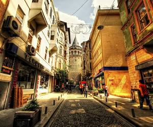 art, beautiful, and istanbul image