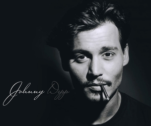 !, <3, and johnny depp image