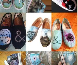 shoes and om&m image
