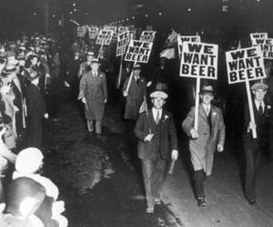 beer, protest, and prohibition image