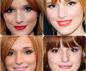 make, makeup, and bella thorne image