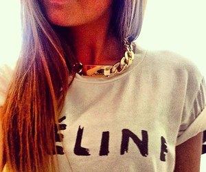girl, fashion, and celine image