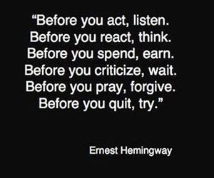 before, pray, and think image