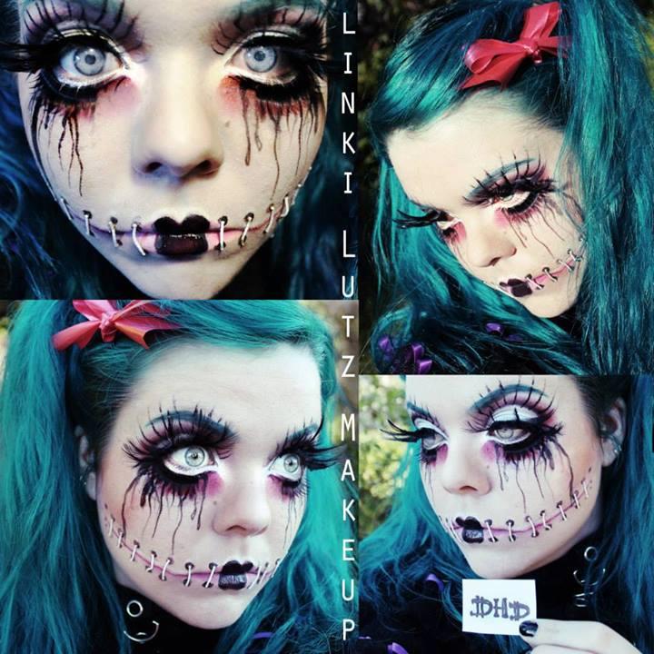 Linki Lutz Makeup