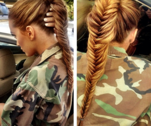 army, fishtail, and nice image