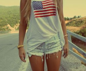 fourth of july and outfit of the week image