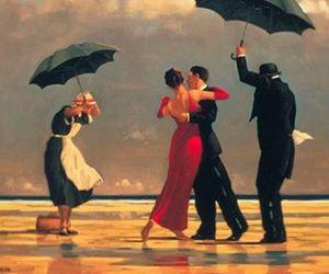 art, dance, and jack vettriano image